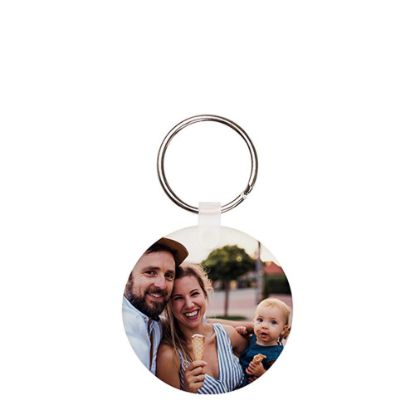 Picture of KEY-RINGS (acrylic) ROUND D.5cm (4mm)