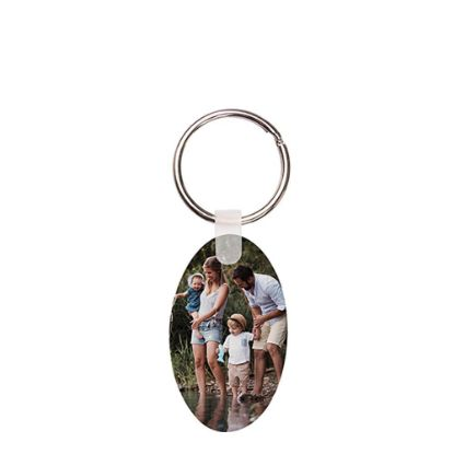 Picture of KEY-RINGS (acrylic) OVAL 5x3cm (4mm)