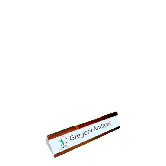 Εικόνα της EXECUTIVE NAME PLATE with alum.insert