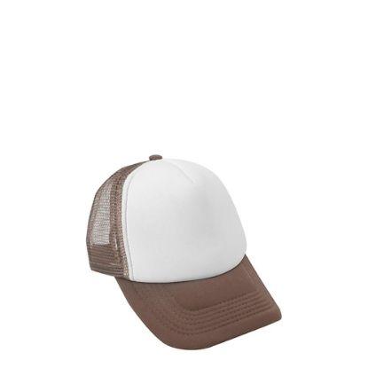Εικόνα της CAP with mesh (ADULT) BROWN