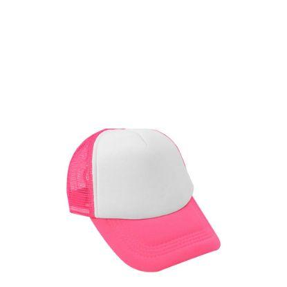 Εικόνα της CAP with mesh (ADULT) RED ROSE