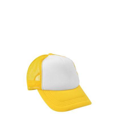 Εικόνα της CAP with mesh (ADULT) YELLOW