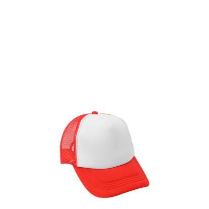 Εικόνα της CAP with mesh (KIDS) RED