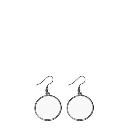 Picture of EAR RING - METAL (Zinc-Alloy) round