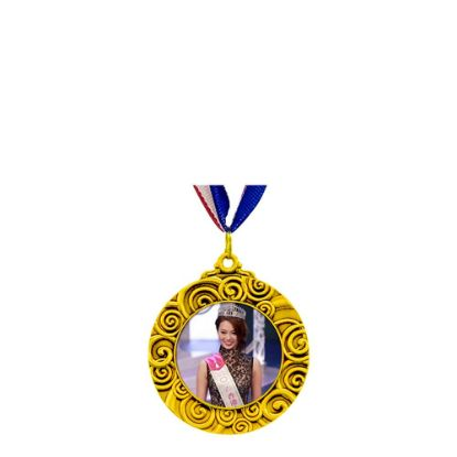 Picture of MEDAL GOLD (2-sided) frame