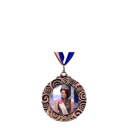 Picture of MEDAL BRONZE (2-sided) frame
