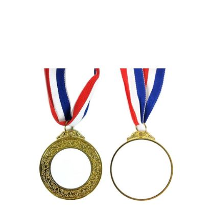 Picture of MEDAL GOLD (2-sided)