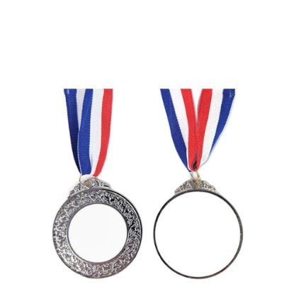 Picture of MEDAL SILVER (2-sided)