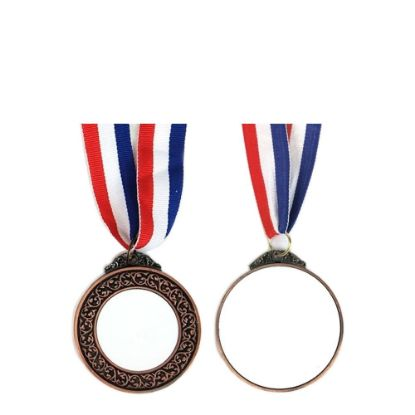 Picture of MEDAL BRONZE (2-sided)