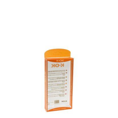 Εικόνα της PHONE BOX (transparent orange)