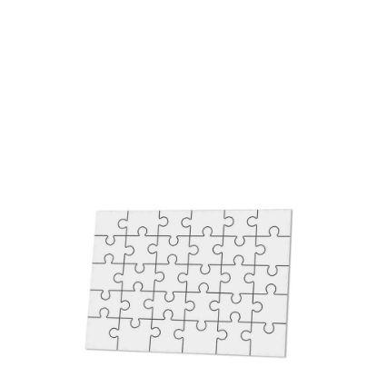 Picture of PUZZLE HB -A4 (17.3x25) 30pcs