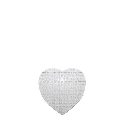 Picture of PUZZLE MAGNET - HEART (19x19) 75pcs
