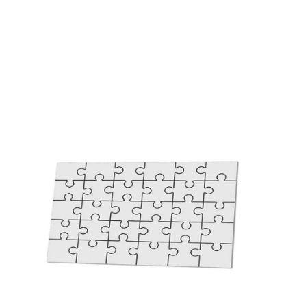 Picture of PUZZLE FELT - A4 (20.2x29.7) 120pcs