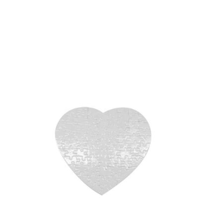 Picture of PUZZLE (PAPER gloss) HEART 19x19 - 75pcs