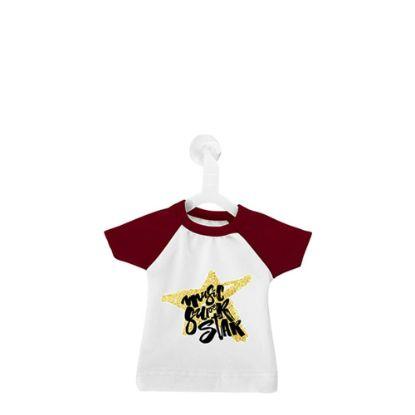 Εικόνα της MINI T-SHIRT with Hanger - RED