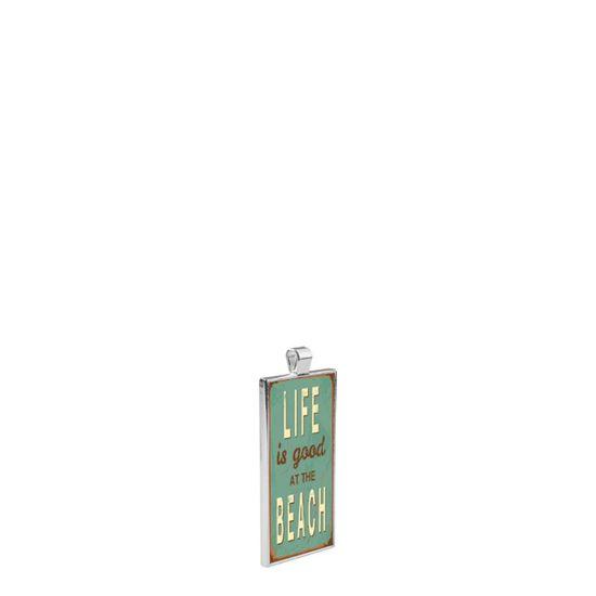 Picture of BEZEL PENDANT (NICKEL) RECTANGLE 2.54x5.08