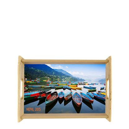 Picture of Service Tray (Natural) 35.24x45.40cm
