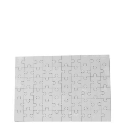 Picture of PUZZLE HB (UNISUB)-RECTANGLE(96pcs) WH.GLOSS-25x36