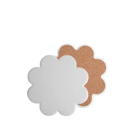 Εικόνα της COASTER (SANDSTONE+cork) PLUM 10.8 gloss