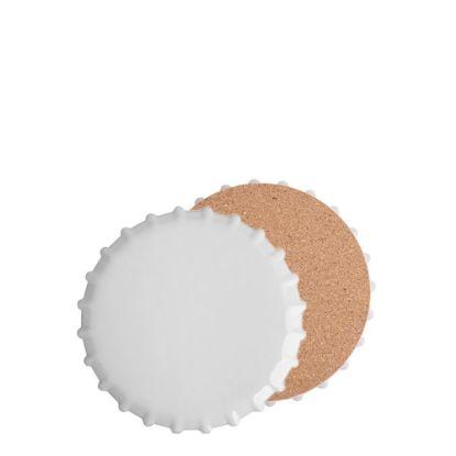 Εικόνα της COASTER (SANDSTONE+cork) RO.BOTTLE 10.8 gloss