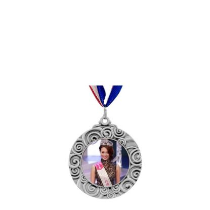 Picture of MEDAL SILVER (2-sided) frame