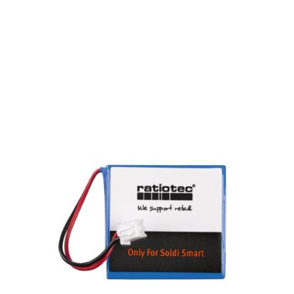 Picture of RATIOTEC Rechargeable Battery for Soldi Smart