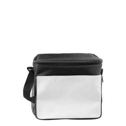 Picture of BAG - LUNCH & SHOULDER - BLACK Insulated