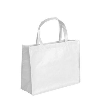 Εικόνα της BAG - SHOPPING non-woven 30x41x12 side gusset