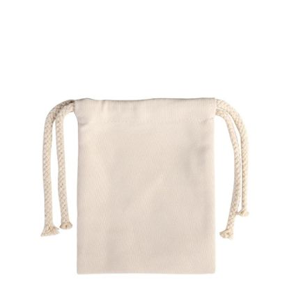 Picture of DRAWSTRING BAG - 30x22cm (CANVAS)