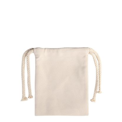 Picture of DRAWSTRING BAG - 25x20cm (CANVAS)