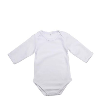 Picture of BABY ONESIE - LONG SLEEVE (9-12 months)