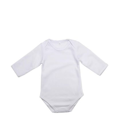 Picture of BABY ONESIE - LONG SLEEVE (6-9 months)