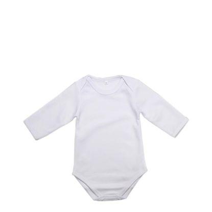 Εικόνα της BABY ONESIE - LONG SLEEVE (3-6 months)