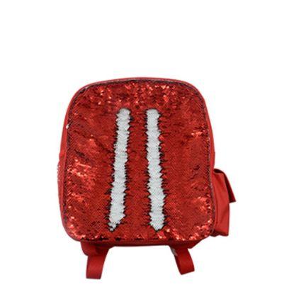 Εικόνα της BACKBAG sequin (RED) 25.2x33.3