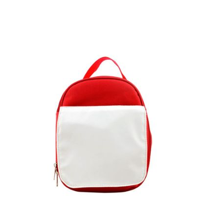 Picture of KIDS - LUNCH BAG - RED