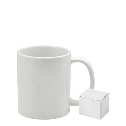 Εικόνα της MUG WHITE/GLOSS (11oz.) JS BLACK (+box)
