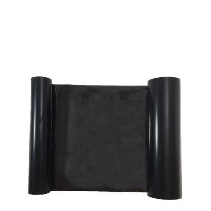 Εικόνα της FOIL TRANSFER 110x50m - BLACK water resistant