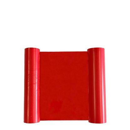 Εικόνα της FOIL TRANSFER 110x50m - RED water resistant