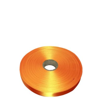 Picture of RIBBON SATIN (1side) Gold Light Tusc 25x100m