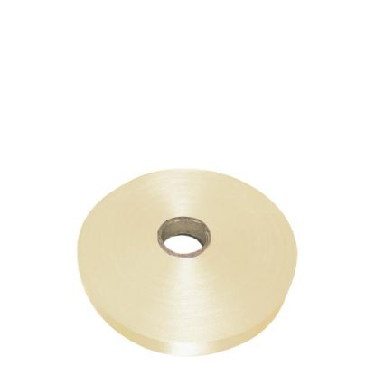 Picture of RIBBON SATIN (1side) Cream 25x100m