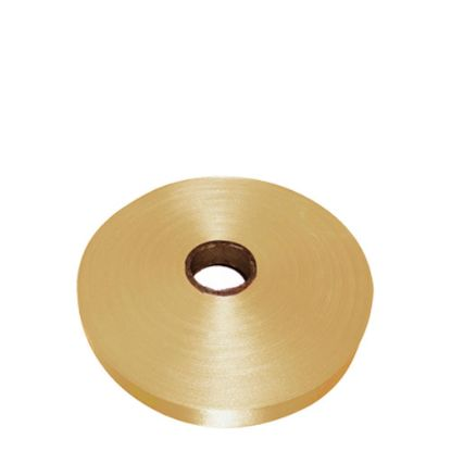 Picture of RIBBON SATIN (1side) Gold Antique 38x100m
