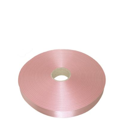 Picture of RIBBON SATIN (1side) Pink Baby 38x100m
