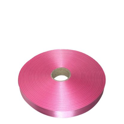 Picture of RIBBON SATIN (1side) Pink Lipstick 38x100m