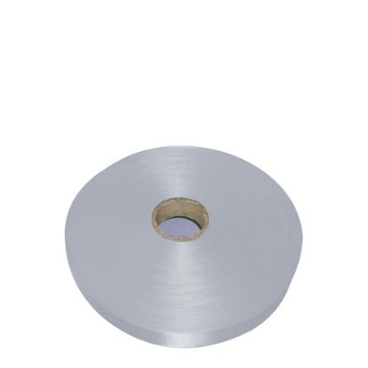 Picture of RIBBON SATIN (1side) Silver Coin 38x100m