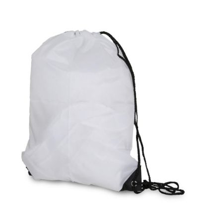 Picture of GYM BAG - 55x40x14 - Polyester/BLACK cord