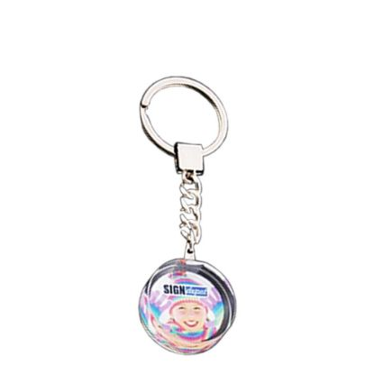 Picture of KEY-RING - CRYSTAL (Round)