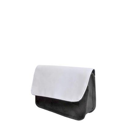 Picture of KIDS - PENCIL CASE - BLACK (changeable flap)
