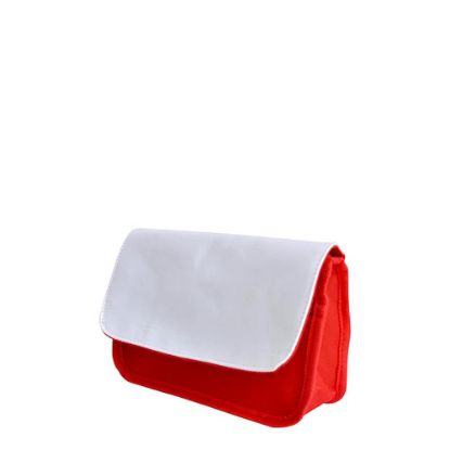 Picture of KIDS - PENCIL CASE - RED (changeable flap)