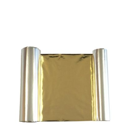 Picture of FOIL TRANSFER 110x60m - METALLIC GOLD