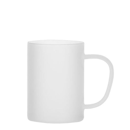 Εικόνα της Glass Mug 12oz (Frosted)